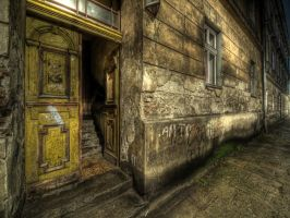 Tenement house by kubica