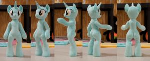 Biped Test No. 12 Lyra for Zombies8MyWaffle by adamlhumphreys