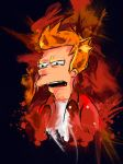 Philip J. Fry by noimean