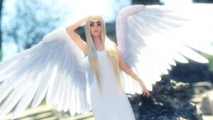 Angelic Beauty 3 by mattymanx