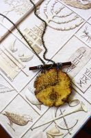 The traveller - Necklace by sixAstray