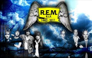 R.E.M. 1982-2011 by SliderGirl