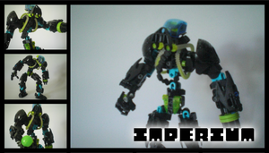 Imperium (MrChickenPop's Self Moc) by Leaith