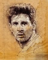 Messi by SILENTJUSTICE