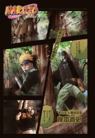 Naruto - Forest Battle by MastaHicks