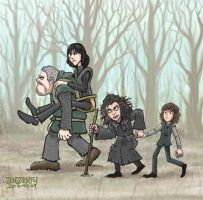 Bran's Growth Spurt by zenzmurfy