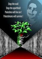 They Will Survive: BenHeine by inPalestine