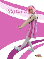 Welcome to Lazy Town by Lossien