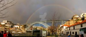 Arco Iris by ChemaIllustration