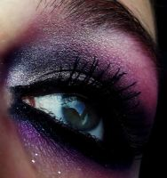 Purple Fairy Dust by Chickselldingx
