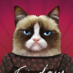 Grumpy-cat by Natalita93
