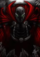SPAWN by kinwii