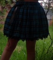 School punk lolita skirt by sharvani