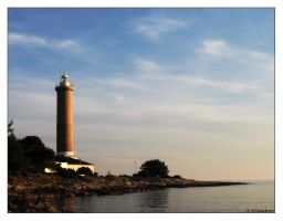 The Cornates - Lighthouse by Limaria