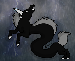 Lightning and Thunder by TimeForLols