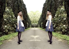 Alice in Wonderland II by Cerisier-Photography
