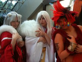 The Fluffy Brothers by The-Winter-Cosplayer
