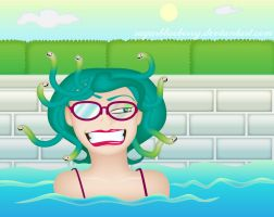 Viilentava kylpy-cooling bath by sugarblueberry