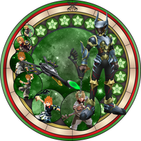 Ventus Stained Glass by Maleficent84