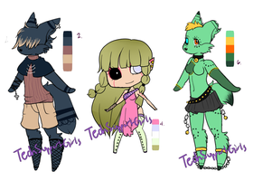 Palette Finished Batch 1 by TechSupportGirls