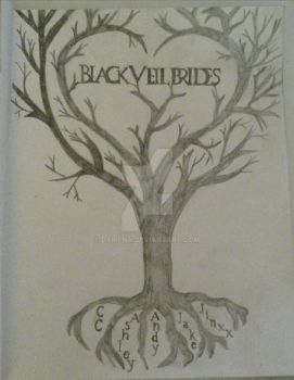 Black Veil Brides by Dymfna