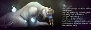 Undertale- A child's perspective. (Spoilers~~) by KagedFreedom