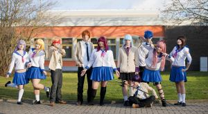 Angel Beats / Your Beat. My Soul by 56VanHelsing56
