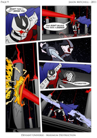 Maximum Destruction 3: Page 2 by VexusVersion