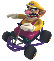 Wario - Mario Kart Commemorative Pack by Vinfreild
