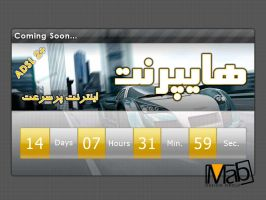 coming soon hypernet by mabdesigner