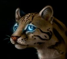 Ocelot by Chipo-H0P3