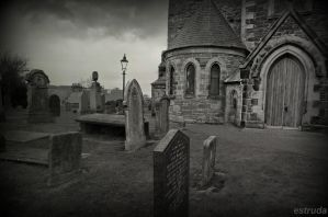 Scottish Cemetery by Estruda