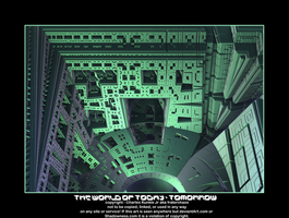 the world of today - tomorrow by fraterchaos
