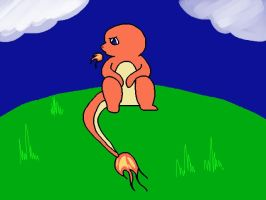 Adoptable Charmander by Irukalover1