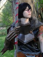 Dragon Age II - Thinking of Kirkwall... by MercerHitsuji