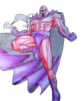 Magneto by TicoDrawing