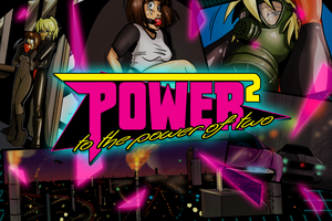 To the Power of Two #1, Teaser Promo by ToniBabelony