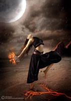 +DANCE OF FIRE+ by fahrifortyone