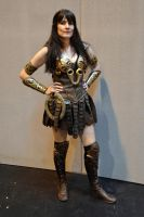 Xena Cosplay, Birmingham Comic-Con 2013 (1) by masimage