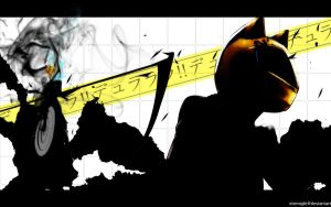 Celty Sturluson Wallpaper - 1 by EterNight