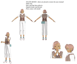 MMD Model Ilima by WildRose18