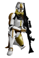 Commander Bly by Labj