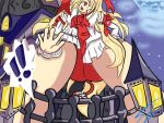 Flonne and The Great Gates of Disgaea Castle! by SoulInflatioN