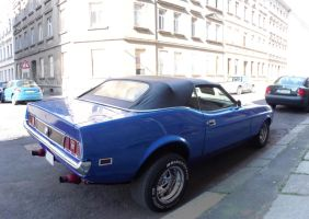 Mustang rear panorama by theTobs