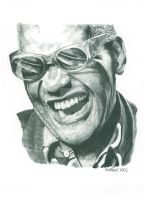 ray charles by stublack