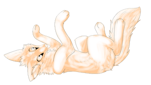 Wolfhome/Lupinar Rollover Pose by CodeArtistic