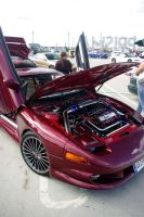Mitsubishi 3000GT by ShadoWpictureS