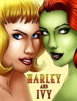 Harley and Ivy Color 1 by Zarnoth