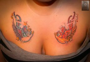 swallow by ABYSS-TAT-2S