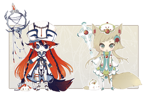 [CLOSED] ADOPT AUCTION 91 - Priest by Piffi-adoptables